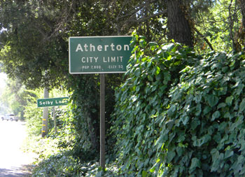 City of Atherton